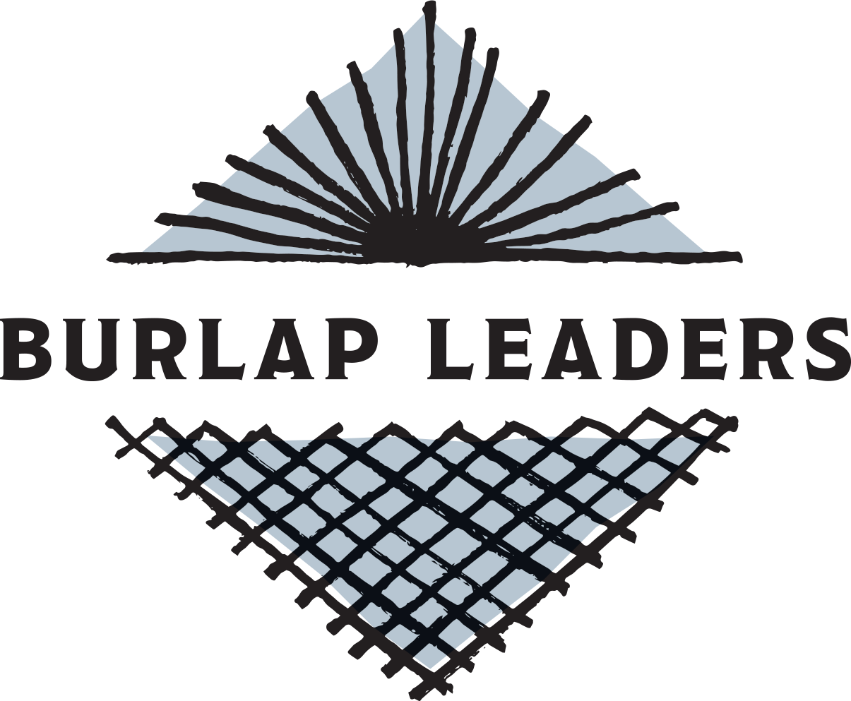 Burlap Leaders logo