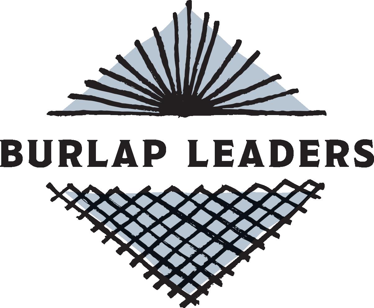 Burlap Leaders logo